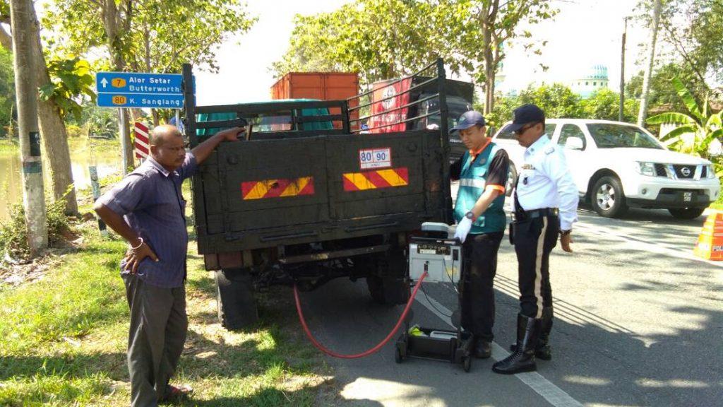Operasi Bersepadu Jabatan Alam Sekitar Perlis Bersama Jabatan Alam Sekitar Pulau Pinang Dengan Kerjasama Polis Trafik Perlis Enviro Museum