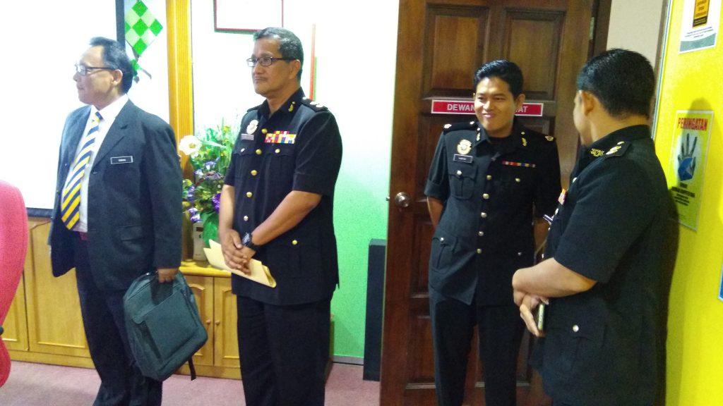 Lawatan Tkpp Tuan Haji Ismail Bin Ithnin Ke Jabatan Alam Sekitar Negeri Perlis Enviro Museum