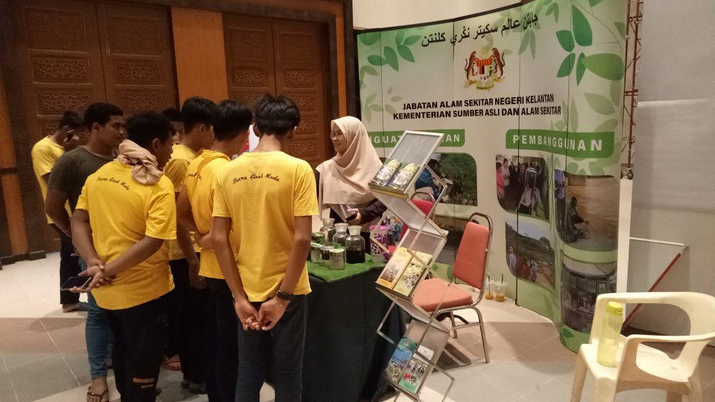 Pameran Di Jabatan Kebudayaan Dan Kesenian Negara Kelantan Enviro Museum