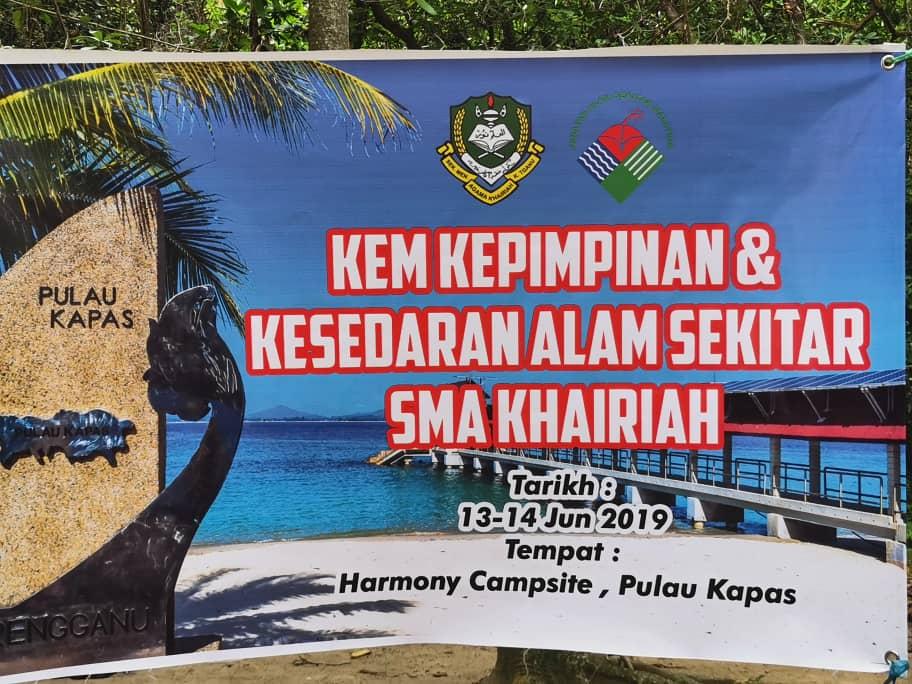 Jas Terengganu Kem Kepimpinan Dan Kesedaran Alam Sekitar Sma Khairiah 2019 Enviro Museum